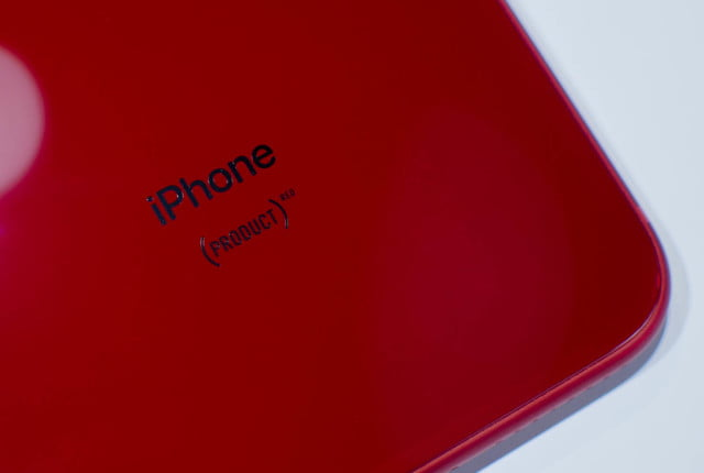 iPhone 8 Plus Product (RED)