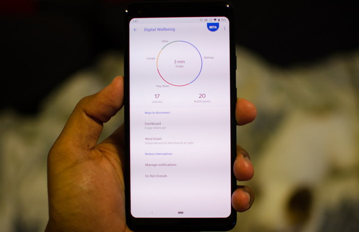 how to use google digital wellbeing android 9 pie dsc 5729