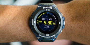 Casio Pro Trek Smart WSD-F20 And WSD-F20A Review | Digital Trends