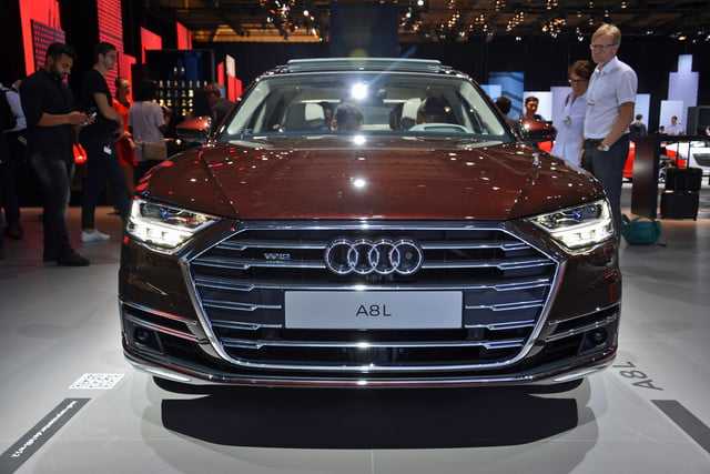 Audi A News Pictures Specs Price Performance Digital - Audi a8 2018