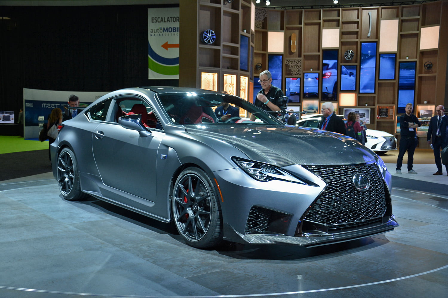 2020 Lexus Rc F Track Edition Arrives With 472 Hp V8 Digital Trends