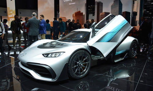 Mercedes-AMG Project One | Photos, Details, And Specs | Digital Trends