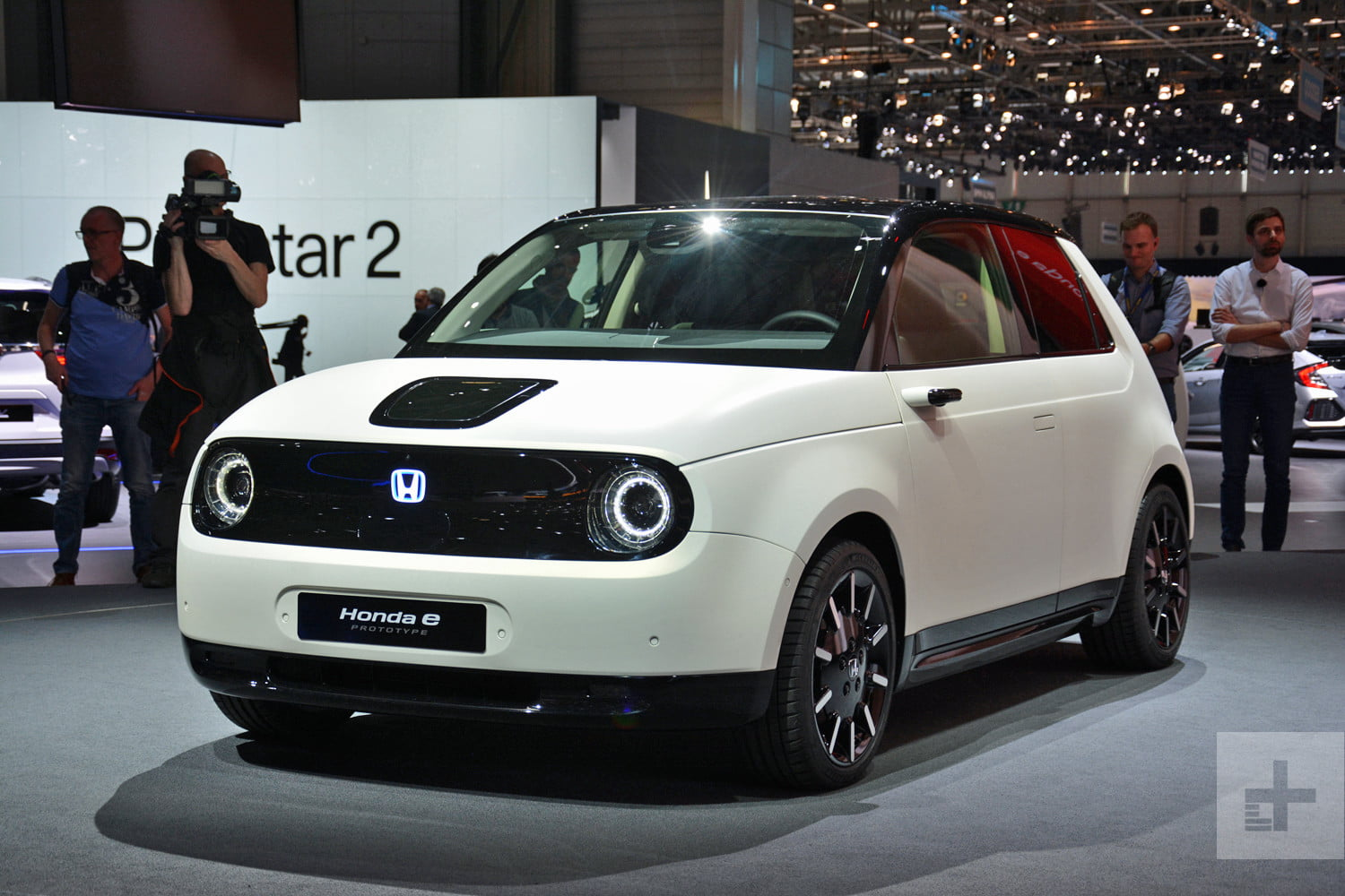 Honda Urban Ev Is A High Tech Style Electric City Car Digital Trends