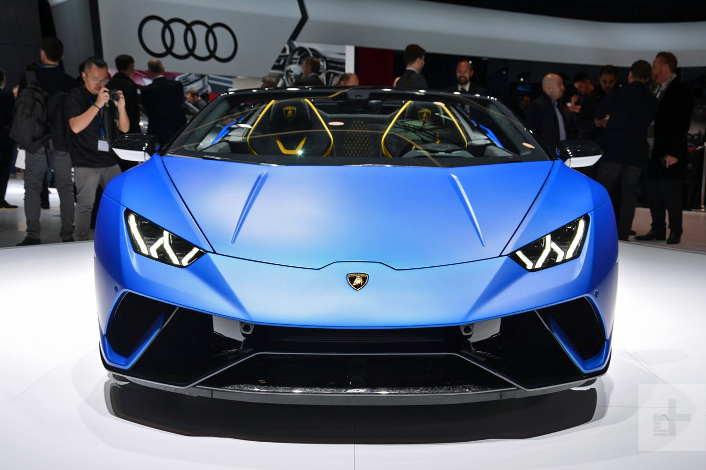 Lamborghini Huracan Performante Spyder Eyes New Records Digital Trends