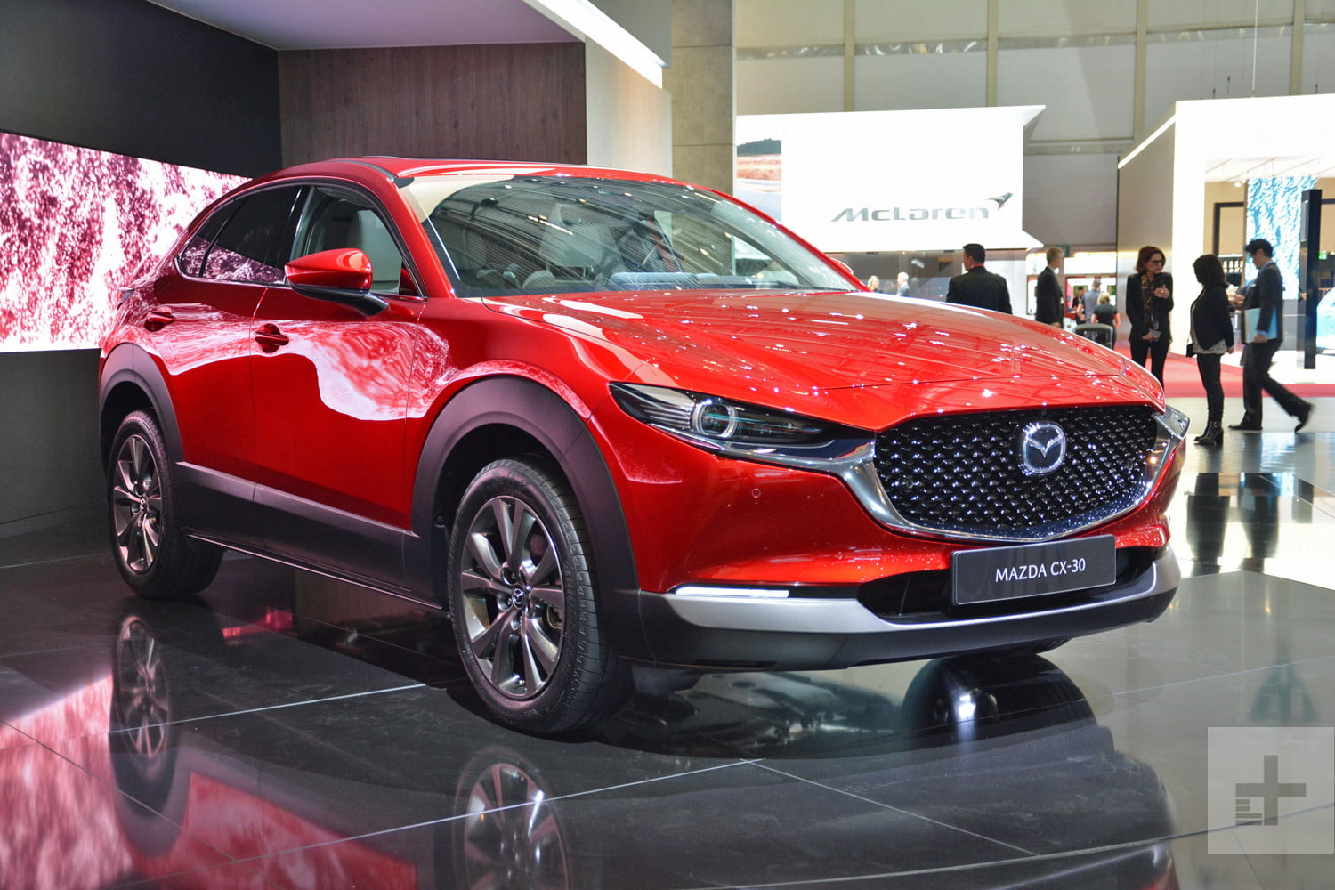 2020 Mazda Cx 30 Crossover Offers Alternative To The 3 Digital Trends