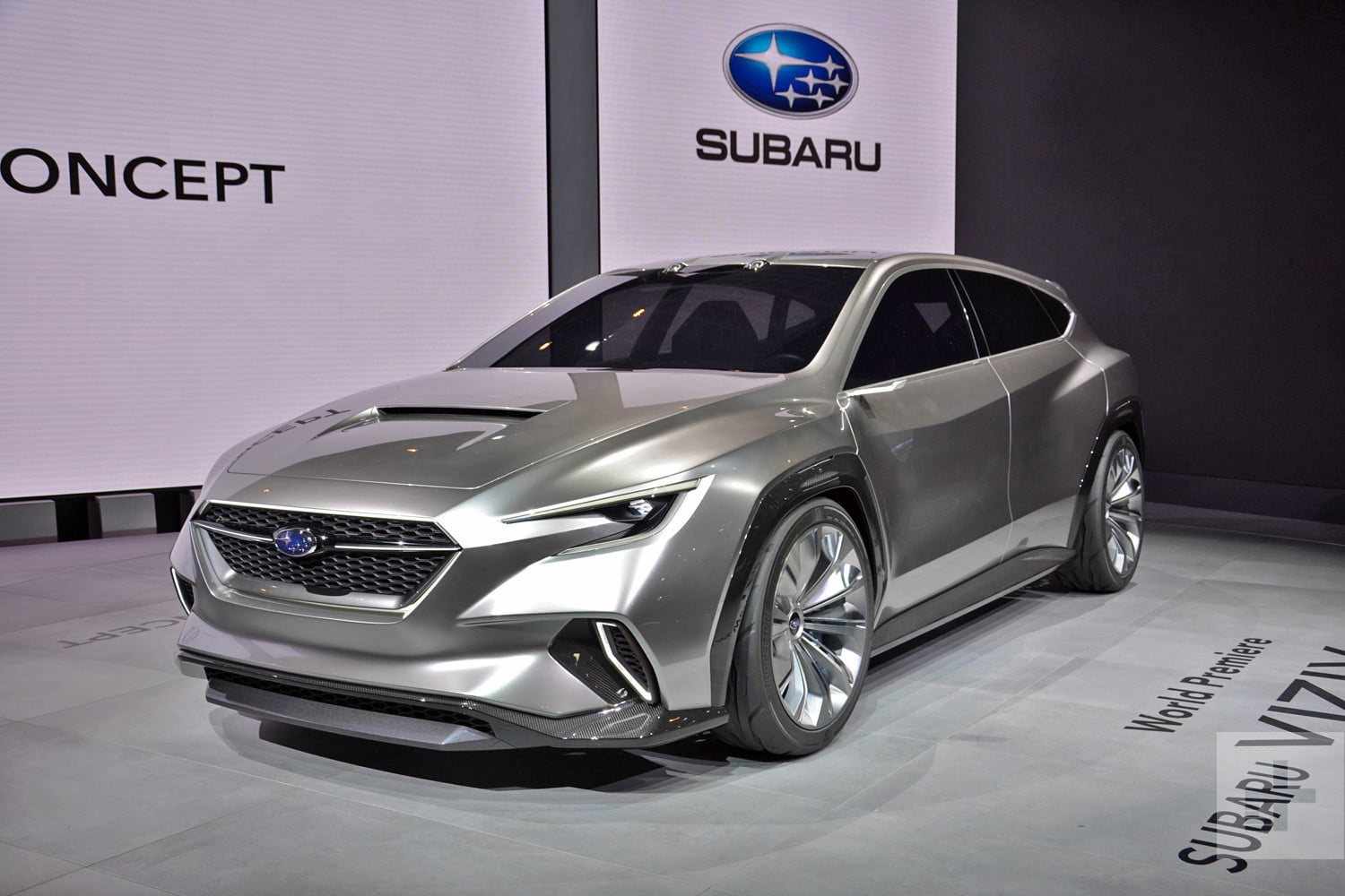 Subaru Appoints New Boss Plans Hybrid Suv Autonomous Driving Tech