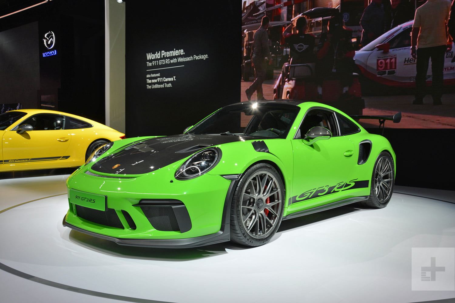2019 Porsche 911 Gt3 Rs Gets More Powerful And Faster Digital