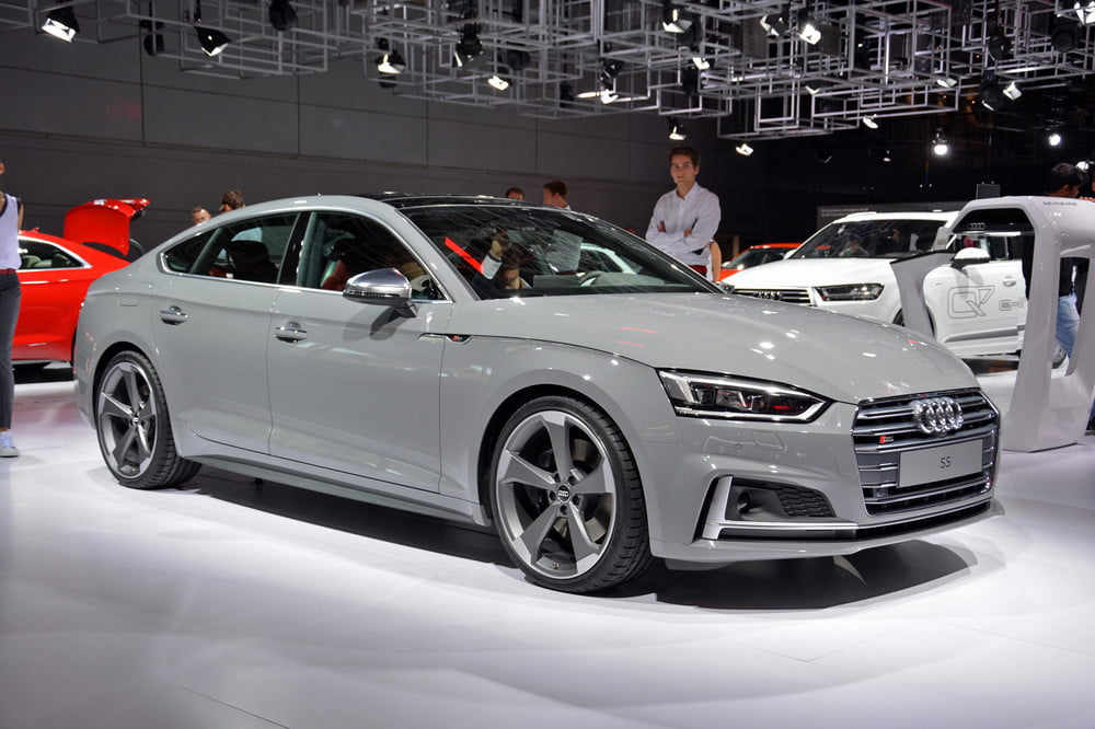 2017 audi s5 sportback news specs performance pictures digital trends. Black Bedroom Furniture Sets. Home Design Ideas