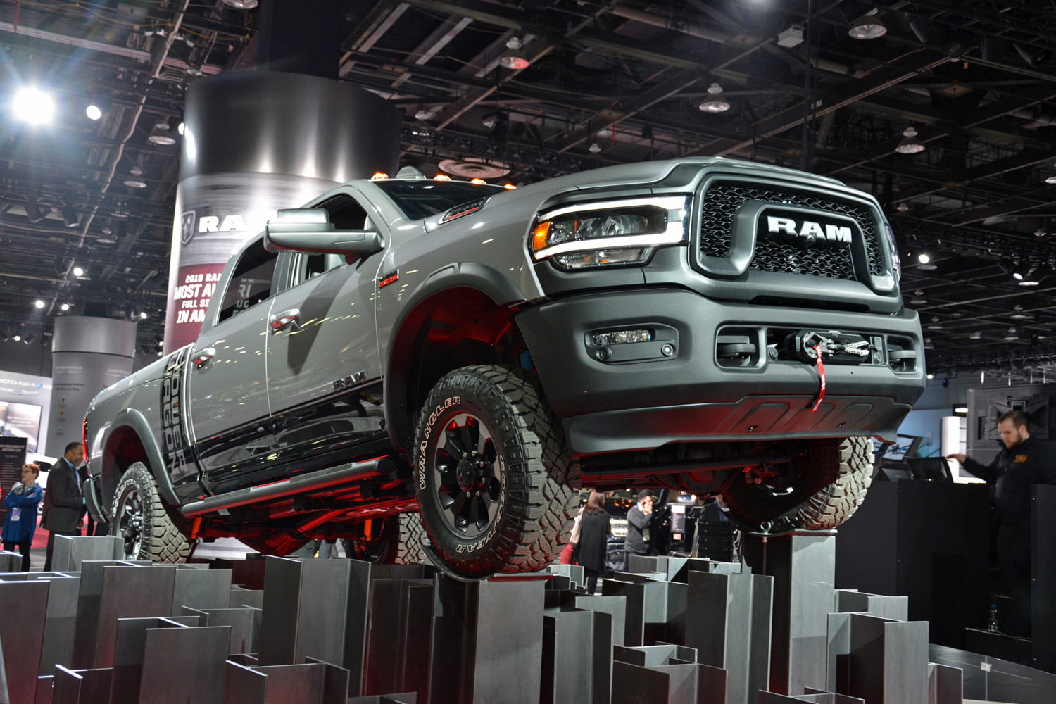2019 Ram 2500 And 3500 Heavy Duty Debut At 2019 Detroit Auto Show