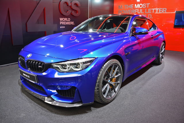 Limited Edition Bmw M4 Cs Photos Details Specs Digital Trends