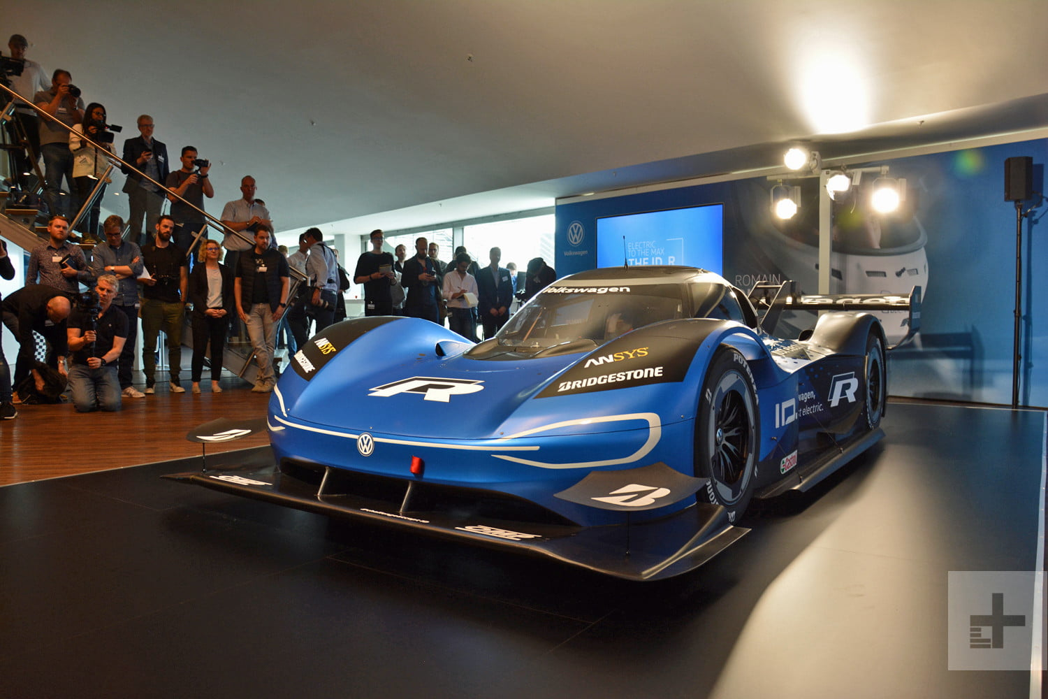 VW's electric racer is lightning fast, but can it tame racing's toughest track?
