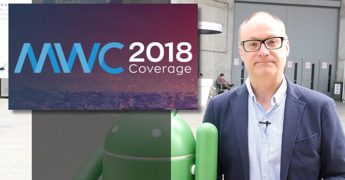 DT Daily @ MWC 2018: Sony Xperia XZ2 phones, Android Go slims down, lifi lights up