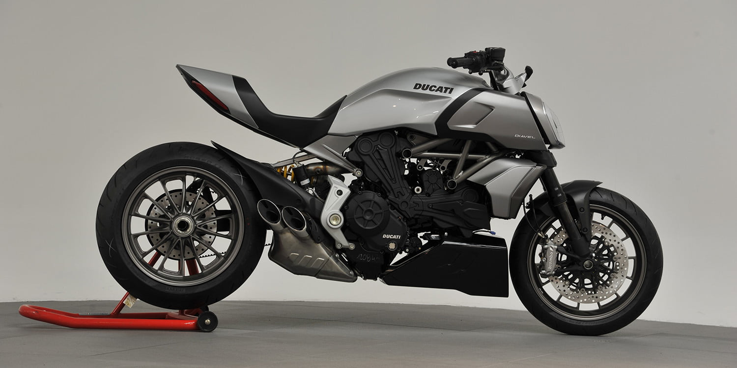 How VR, 3D modeling, and craftsmanship help Ducati design alluring motorcycles