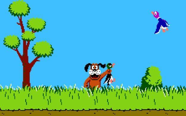best nes games ever duck hunt