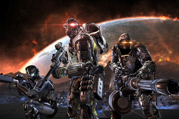 eve online spin off dust 514 set to close replaced by pc shooter