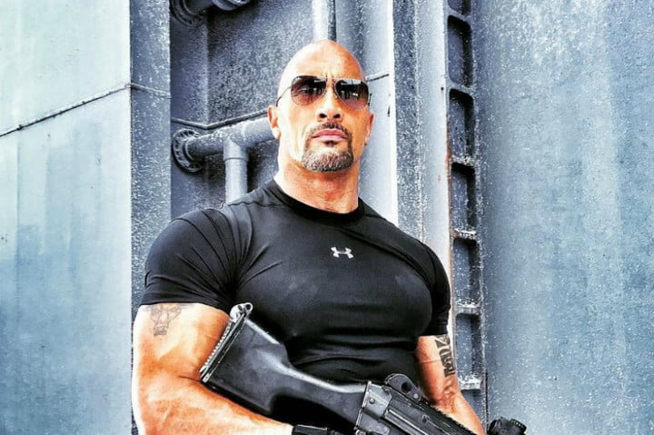 Dwayne Johnson is 'the Iceman' in latest 'Fast 8' on-set photos