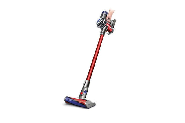 Image of: Handheld Dyson V6 Absolute Front Digital Trends Dyson V6 Absolute Review Digital Trends