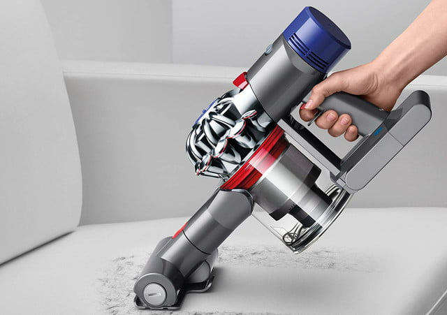 dyson vacuum cleaner deals on amazon v8 absolute cordless stick yellow 4