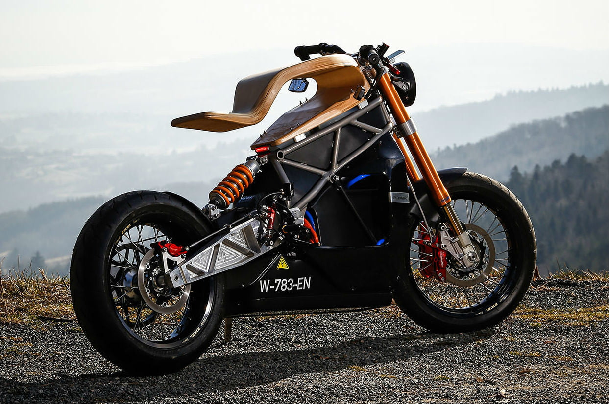 How Much Is Too For A Custom Electric Motorcycle About 60 000