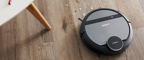 With smart mapping and Alexa, this affordable robovac packs premium features