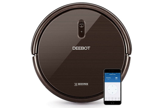 Amazon Deal Of The Day Ecovacs Deebot N79s Robot Vacuum