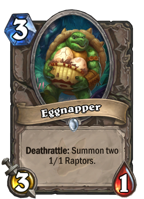 hearthstone decks ungoro eggnapper 55595