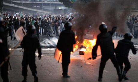 As Egyptian protests escalate, government restricts ...