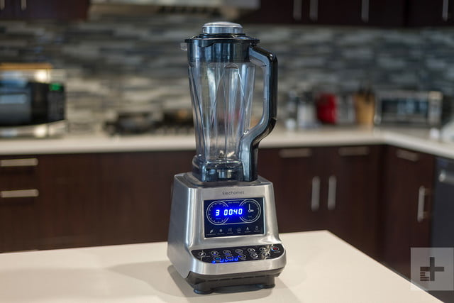 Elechomes CHS2001 Blender review full angle