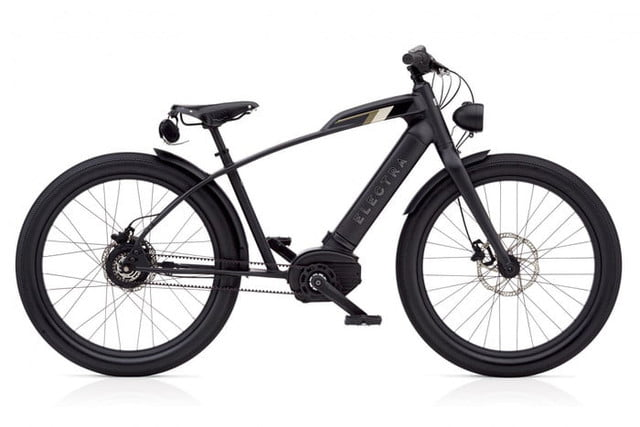 electra cafe moto go ebike 28 mph with carbon belt drive