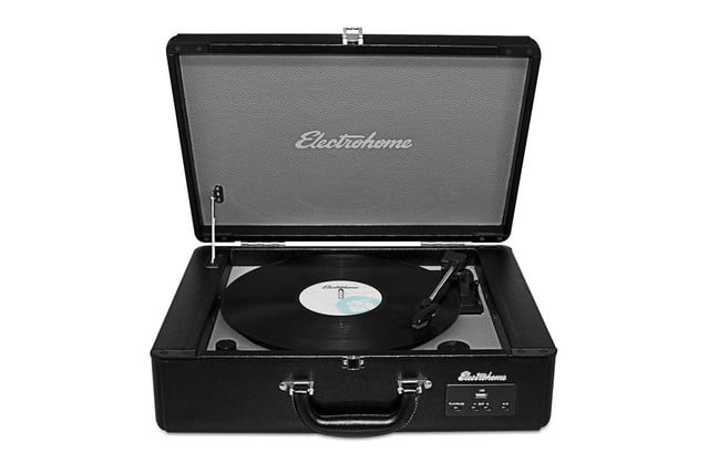 Electrohome Archer Vinyl Record Player front