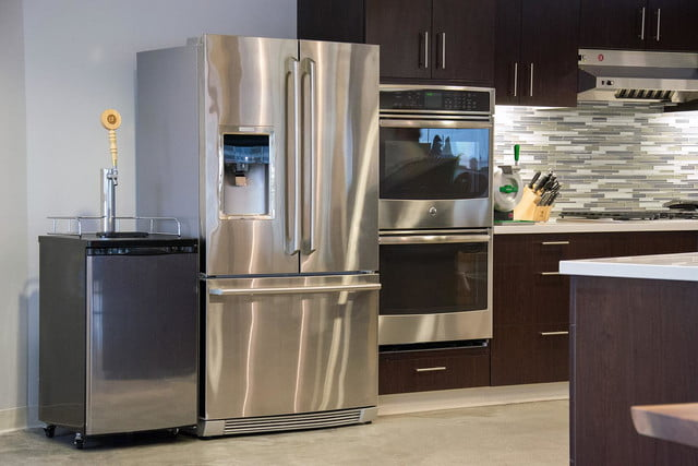 Electrolux Ew23bc85ks Review French Door Refrigerator Digital Trends