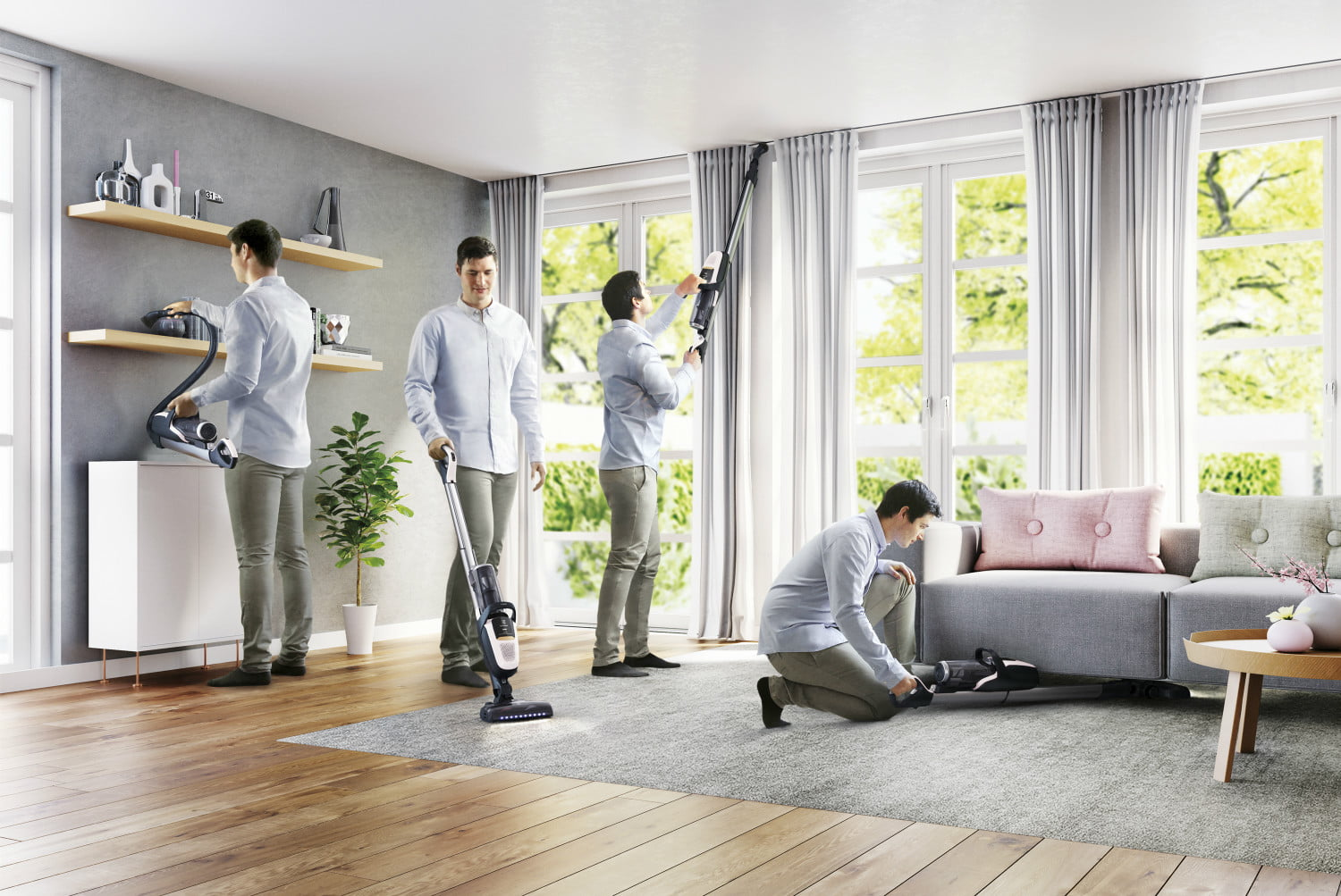 electrolux introduces the versatile pure f9 cordless vacuum cleaner rh digitaltrends com Owner's Manual Instruction Manual Example