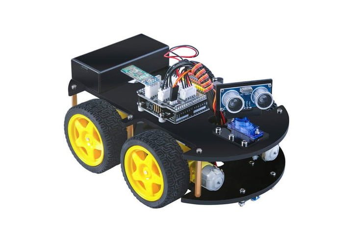 Elegoo Uno Project Smart Robot Car Kit