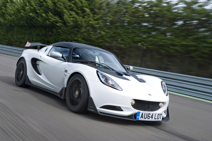 Lotus Elise S Cup | Official specs and pictures | Digital Trends