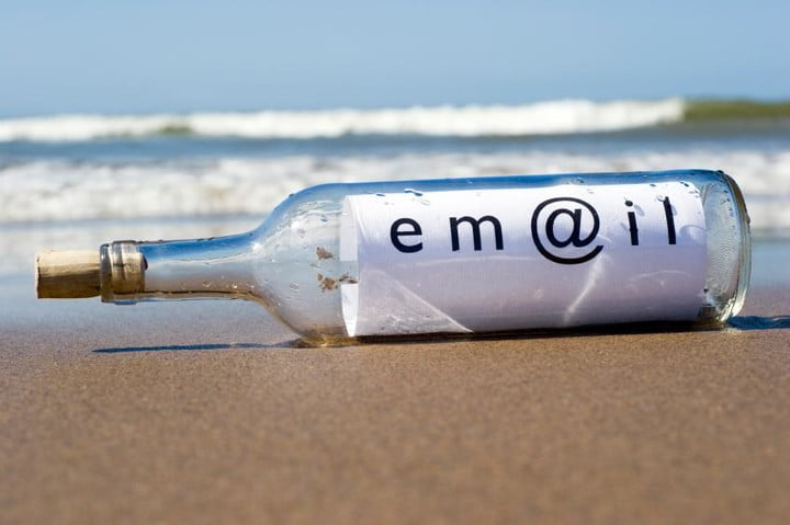 Email is 40 times more effective for marketers than Facebook and Twitter, survey says