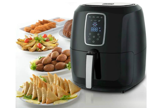 best buy drops air fryer prices from power ninja cuisinart and philips emerald  5 2l digital 2