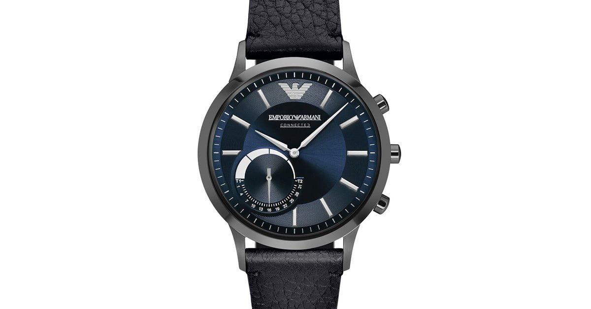 4bc72152731 Emporio Armani Connected Review