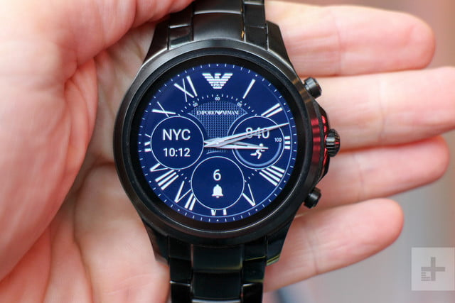 0a7f8533bb8a Emporio Armani Connected smartwatch review