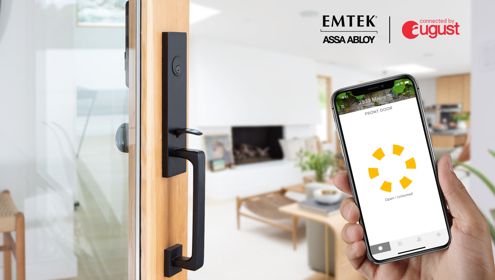 New Smart Locks By Yale August Bow At Ces 2019 Digital