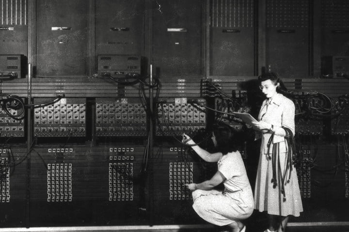 remembering eniac and the women who programmed it programmers 6 1