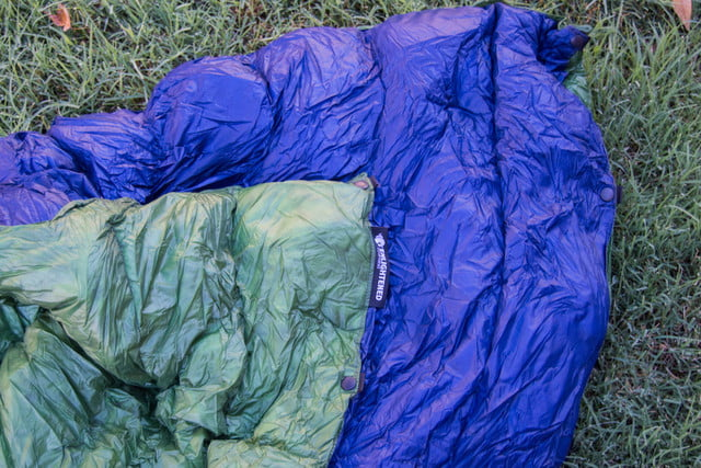 Enlightened Equipment Enigma Quilt Review 7