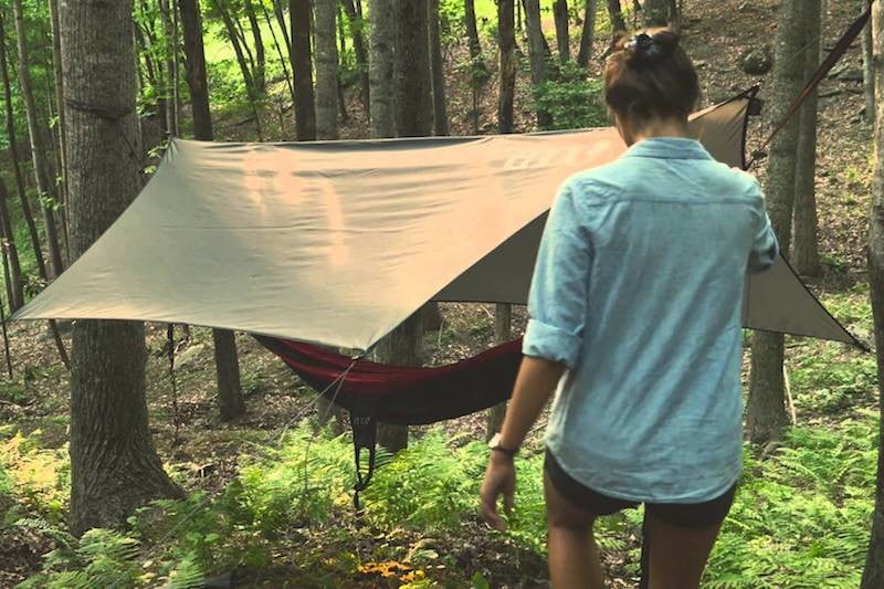 ultimate hammock camping guide eno profly