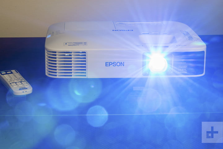 epson home cinema 1450 projector mainfrontmemglow
