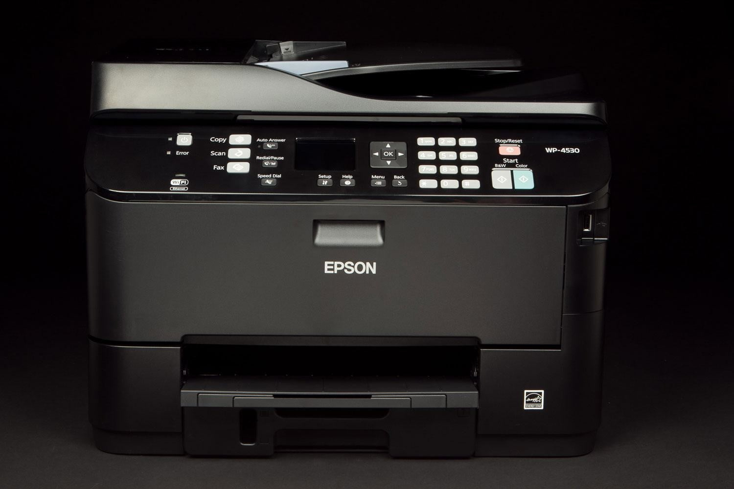 DOWNLOAD DRIVER: EPSON WORKFORCE PRO WP 4530