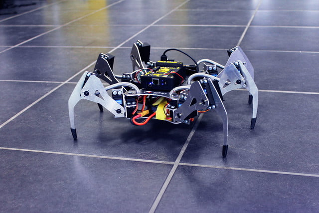 awesome tech you cant buy yet sept 13 2015 erle spider  six legged drone
