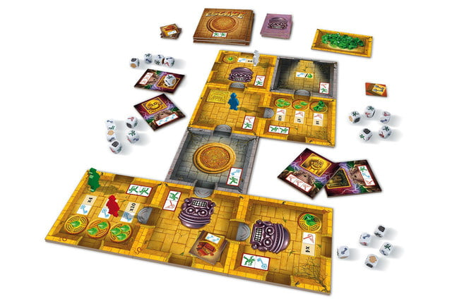 best modern board games escapethe curse of the temple bg