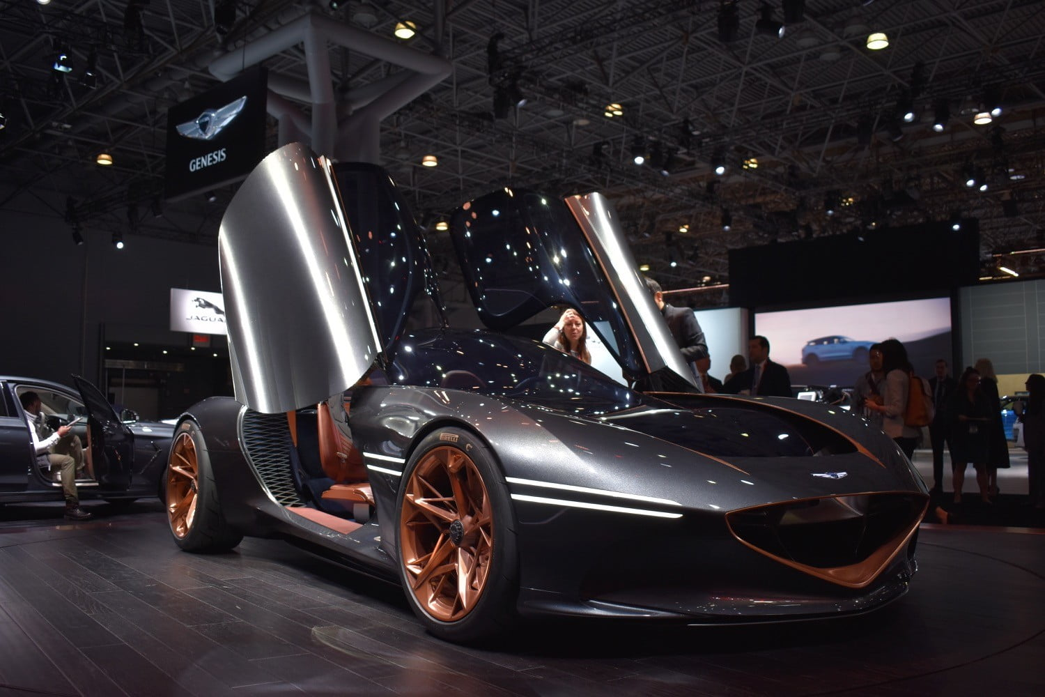 The All Electric Genesis Essentia Concept Is Luxury Future We Want To See