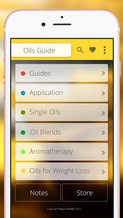 daily ios app sales essential oils