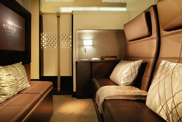 best first class airlines seats etihad airways the residence 1