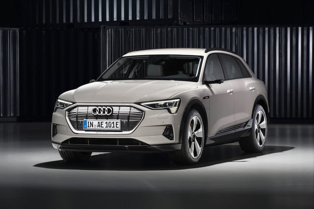 2019 Audi E Tron Electric Suv Unveiled In San Francisco Digital Trends